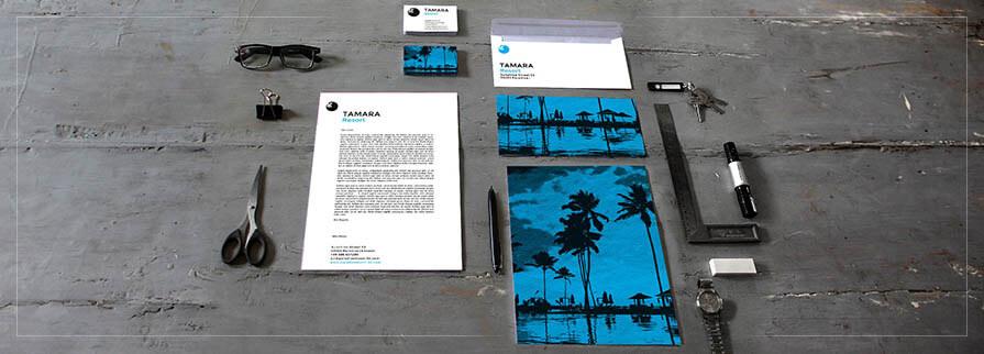 Ci Set 099 Corporated Identity Stationery Package Pop Art Individual Art Self Branding Entrepreneur Hip Hipster