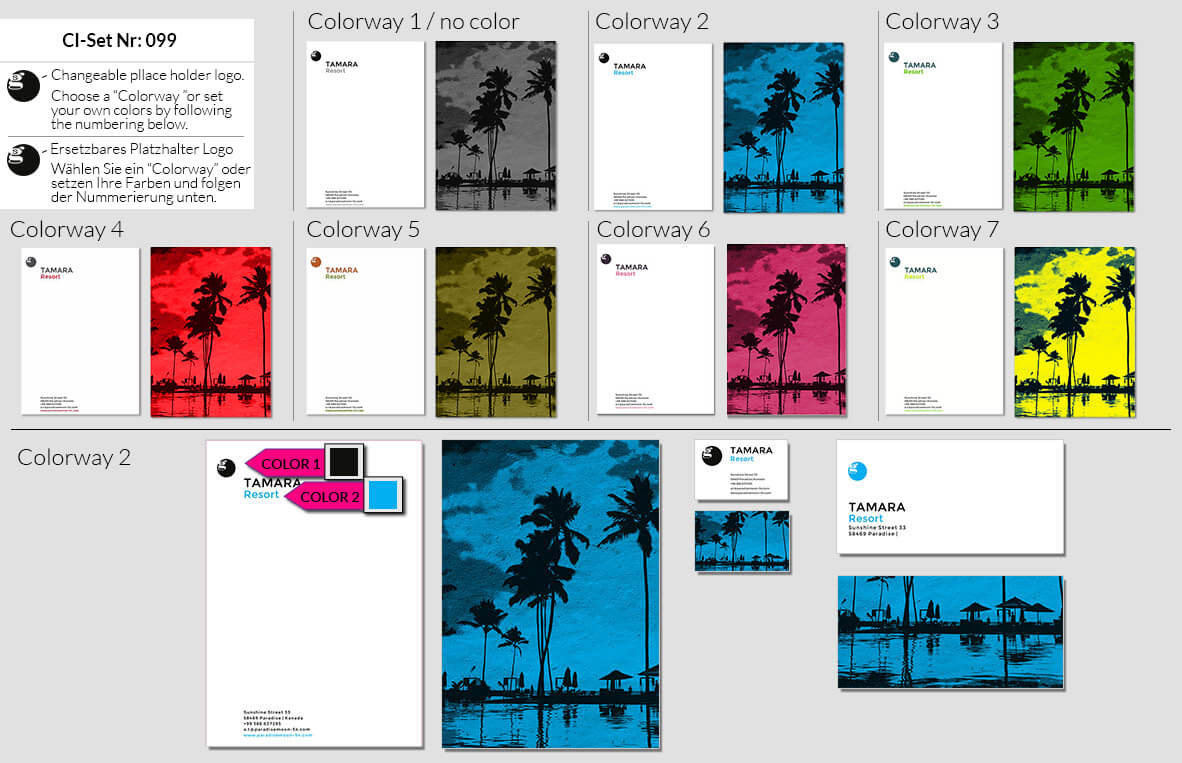 099 Product Overviews  Colors V1