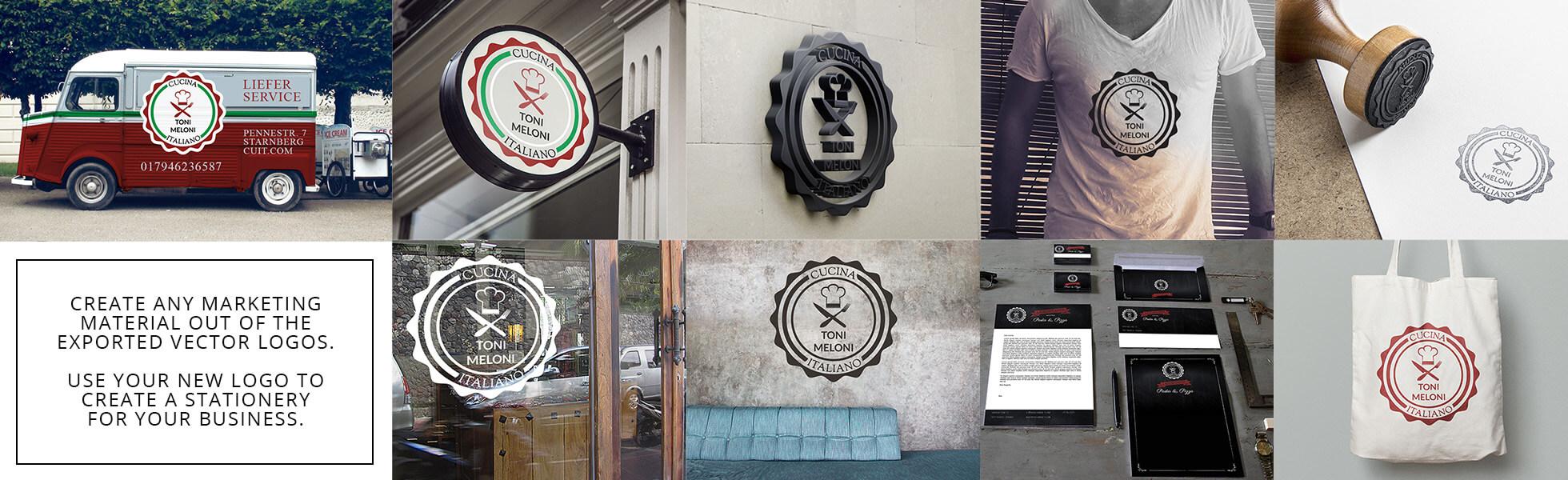Logo Design Muenchen Corporated Design Brand Marketing