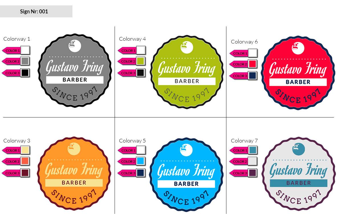 001 Make Look Branding Logo Smal Colorways 001 2