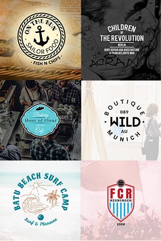 sign zeichen logo design ci generator corporate branding guenstig