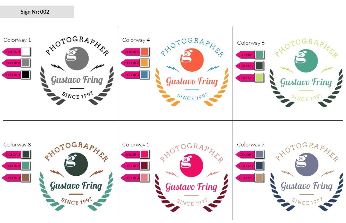 002 Make Look Branding Logo Smal Colorways 001 2