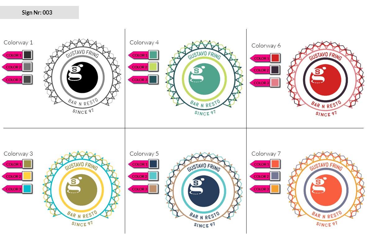 003 Make Look Branding Logo Smal Colorways 001 2