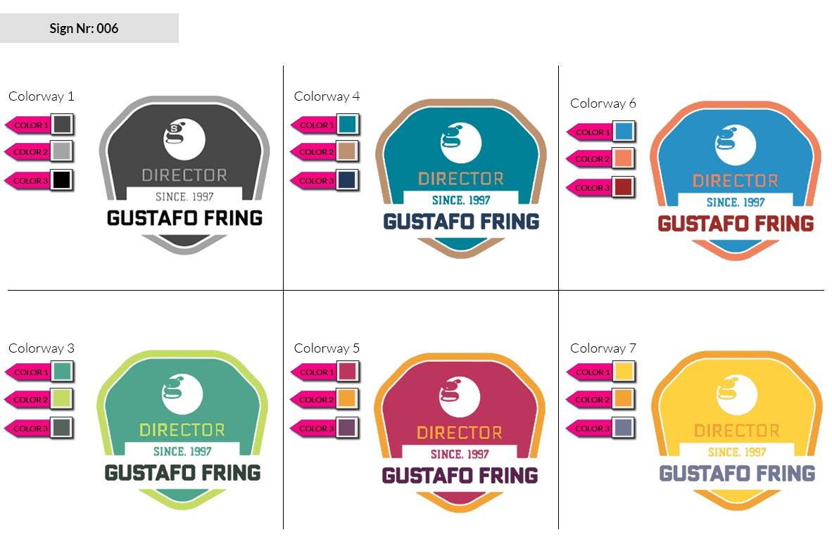 006 Make Look Branding Logo Smal Colorways 001 2