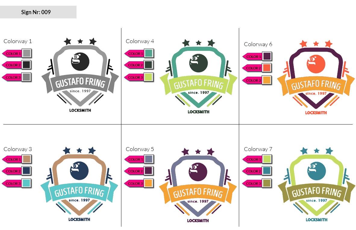 009 Make Look Branding Logo Smal Colorways 001 2