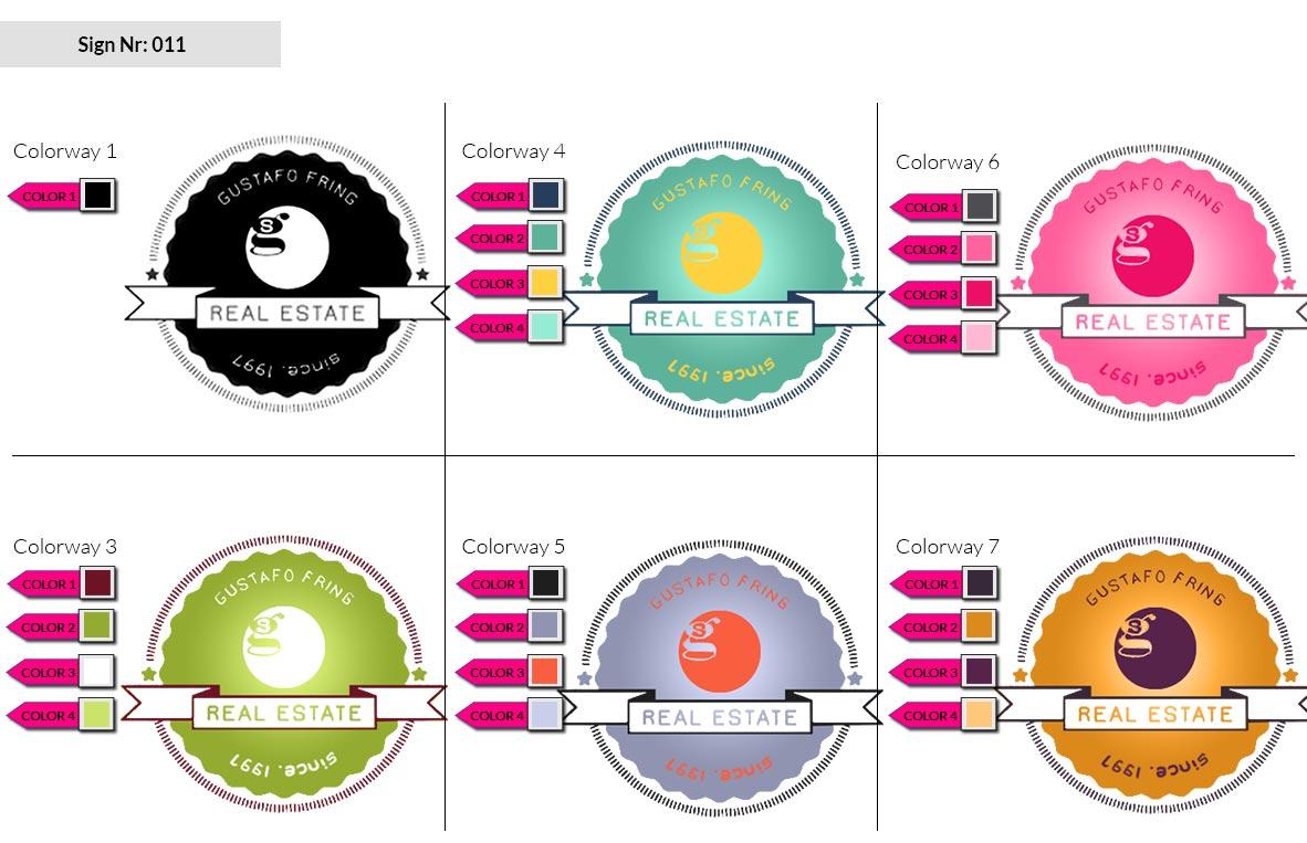 011 Make Look Branding Logo Smal Colorways 002