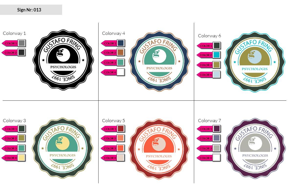 013 Make Look Branding Logo Smal Colorways 002