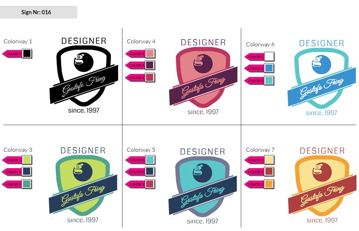 016 Make Look Branding Logo Smal Colorways 002