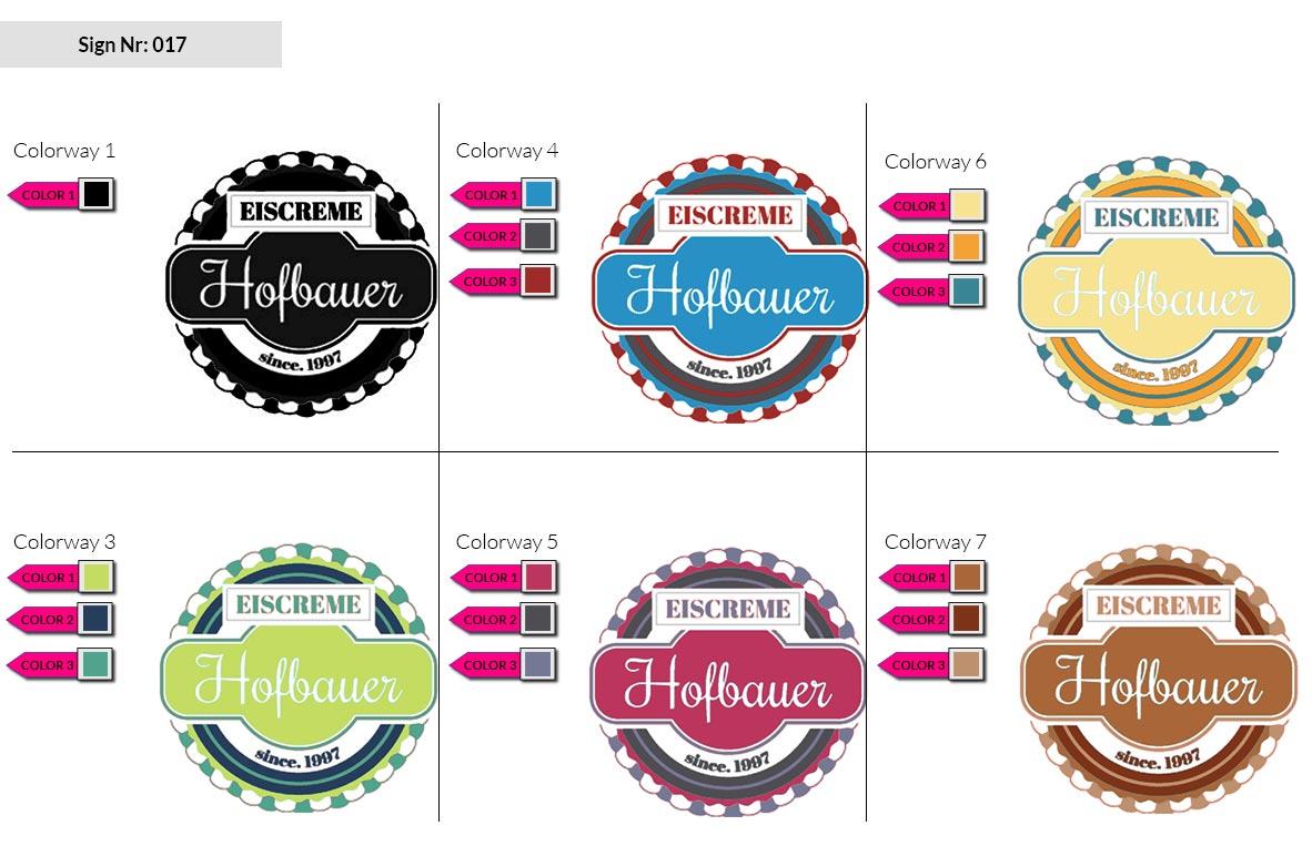 017 Make Look Branding Logo Smal Colorways 002
