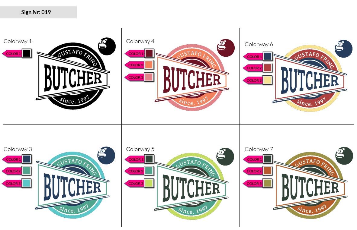 019 Make Look Branding Logo Smal Colorways 002