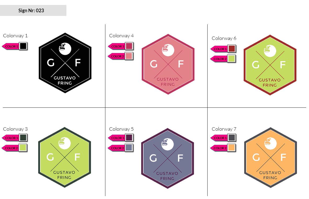 023 Make Look Branding Logo Smal Colorways 002