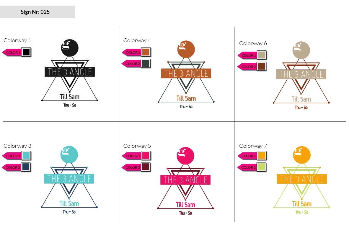 025 Make Look Branding Logo Smal Colorways 002