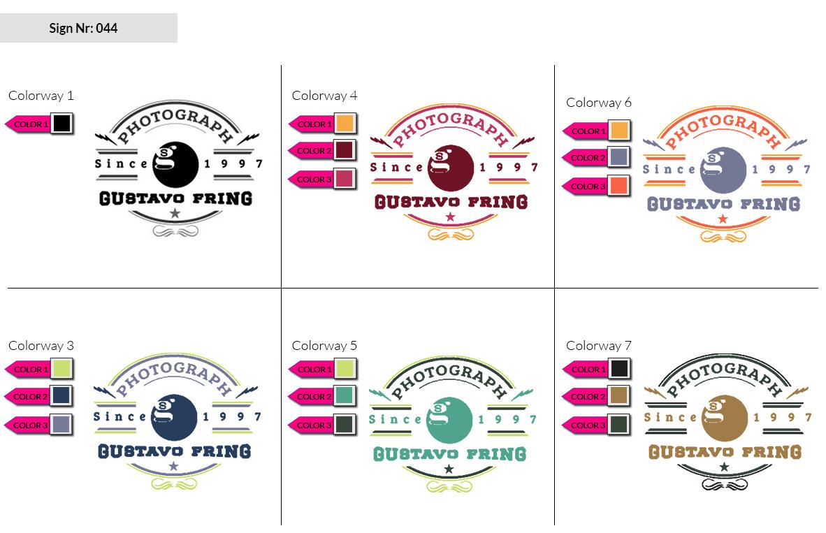 044 Make Look Branding Logo Smal Colorways 002