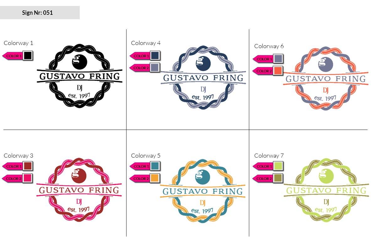 051 Make Look Branding Logo Smal Colorways 002