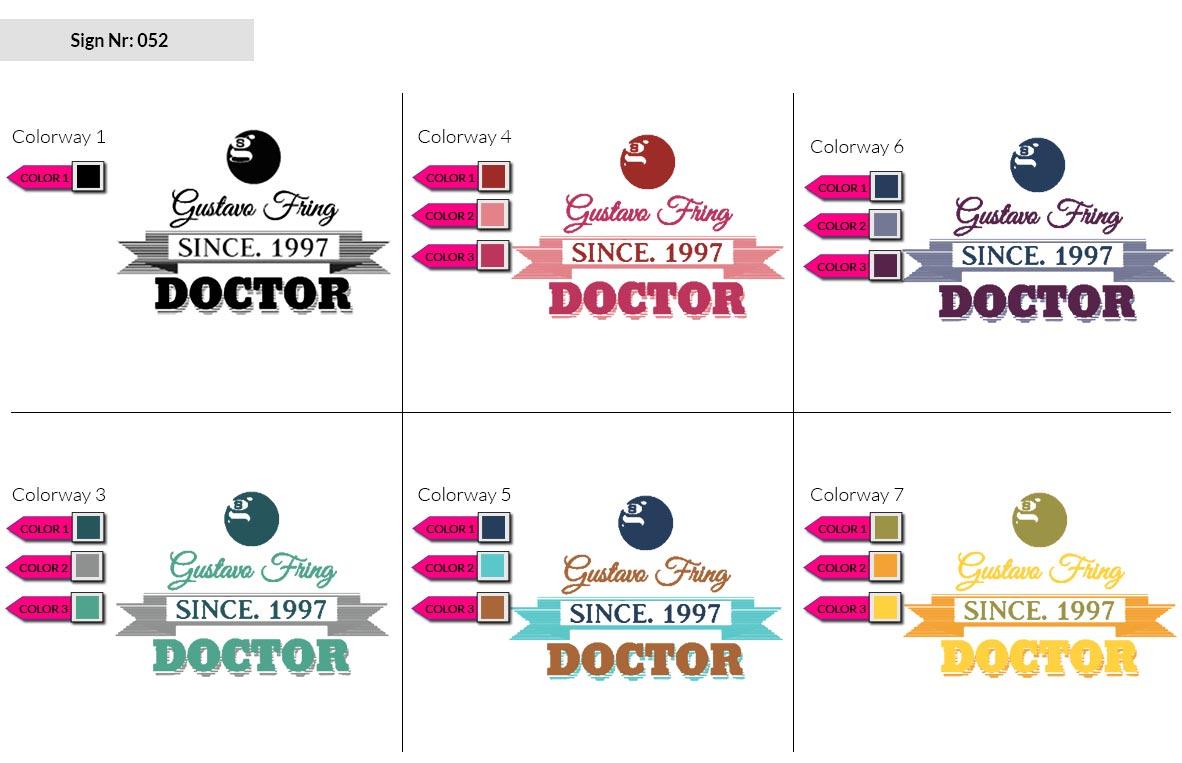 052 Make Look Branding Logo Smal Colorways 002