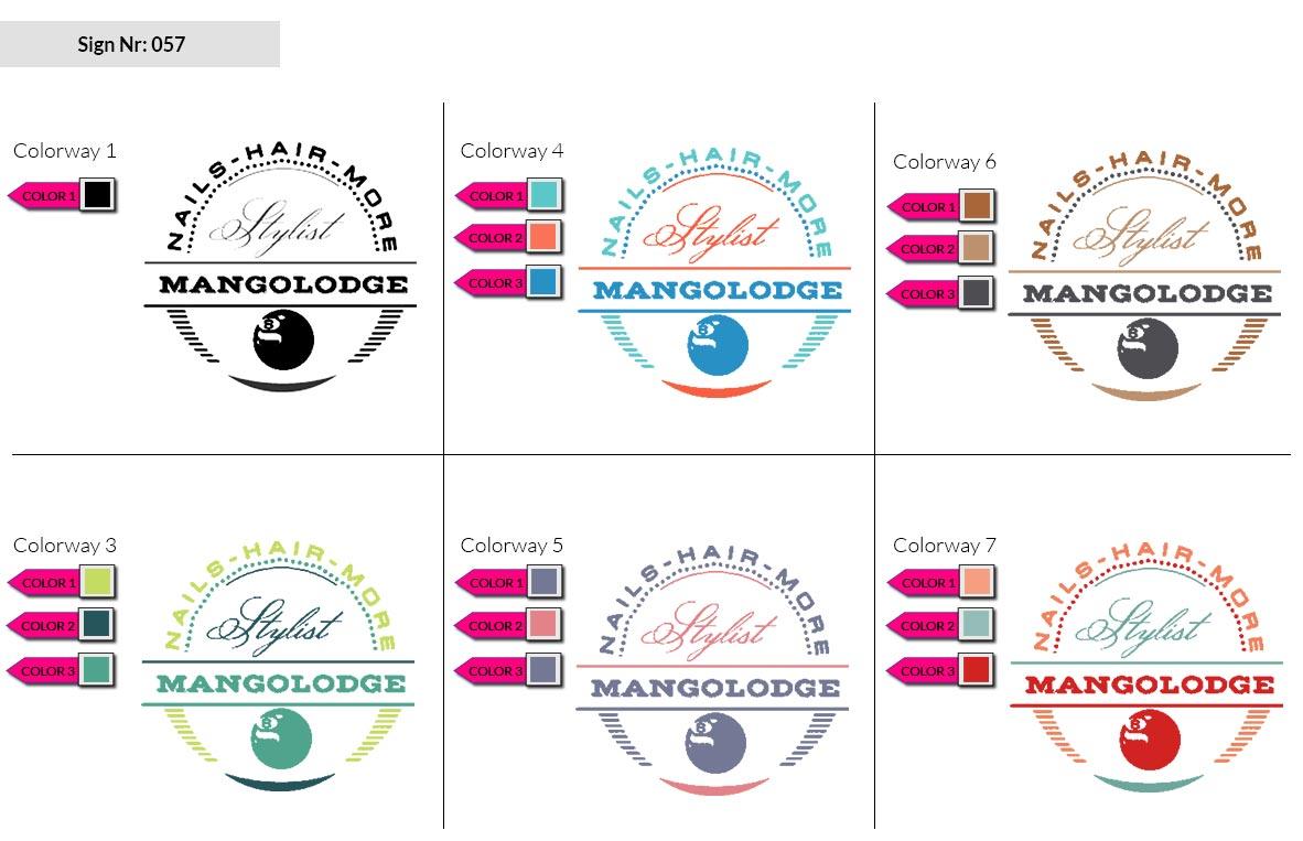057 Make Look Branding Logo Smal Colorways 002