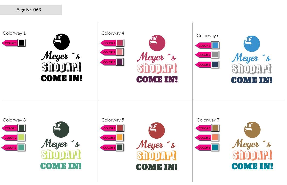 063 Make Look Branding Logo Smal Colorways 002