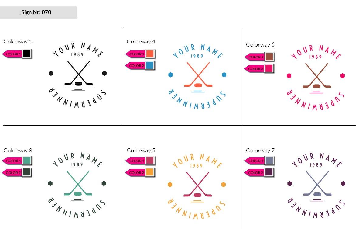 070 Make Look Branding Logo Smal Colorways 002