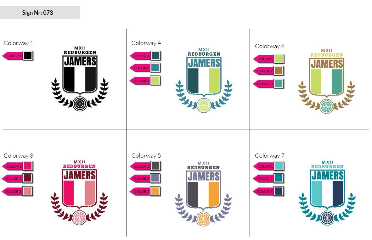 073 Make Look Branding Logo Smal Colorways 002