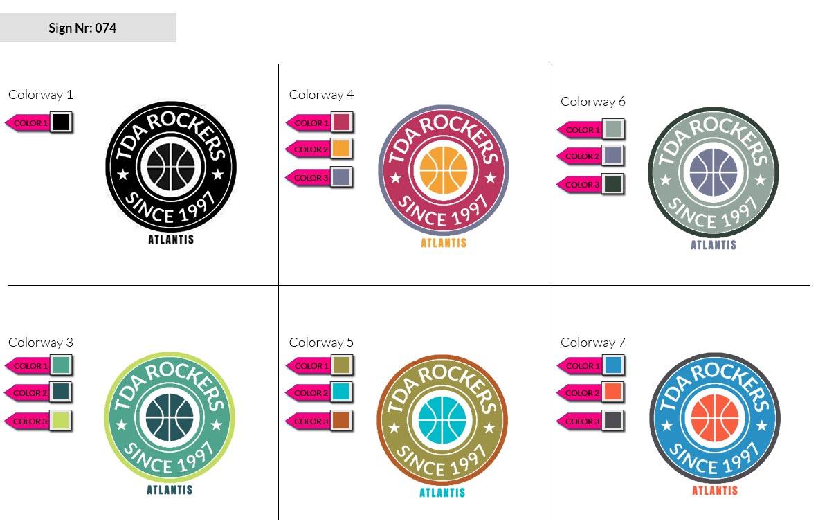 074 Make Look Branding Logo Smal Colorways 002