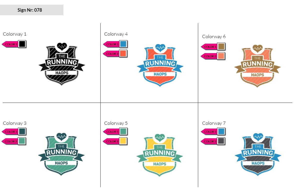 078 Make Look Branding Logo Smal Colorways 002
