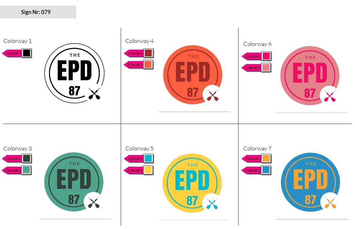 079 Make Look Branding Logo Smal Colorways 002