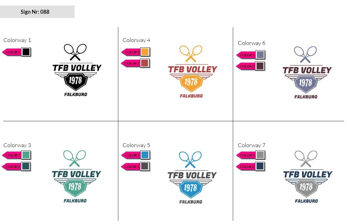 088 Make Look Branding Logo Smal Colorways 002