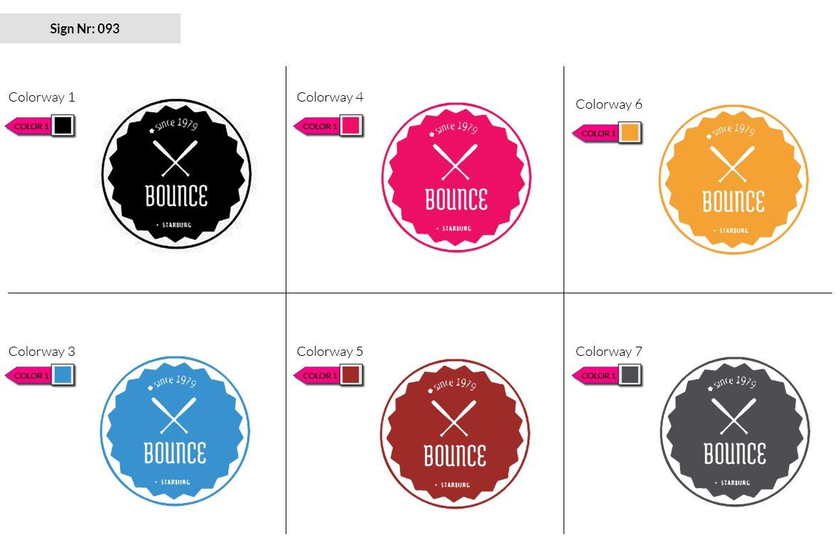093 Make Look Branding Logo Smal Colorways 002