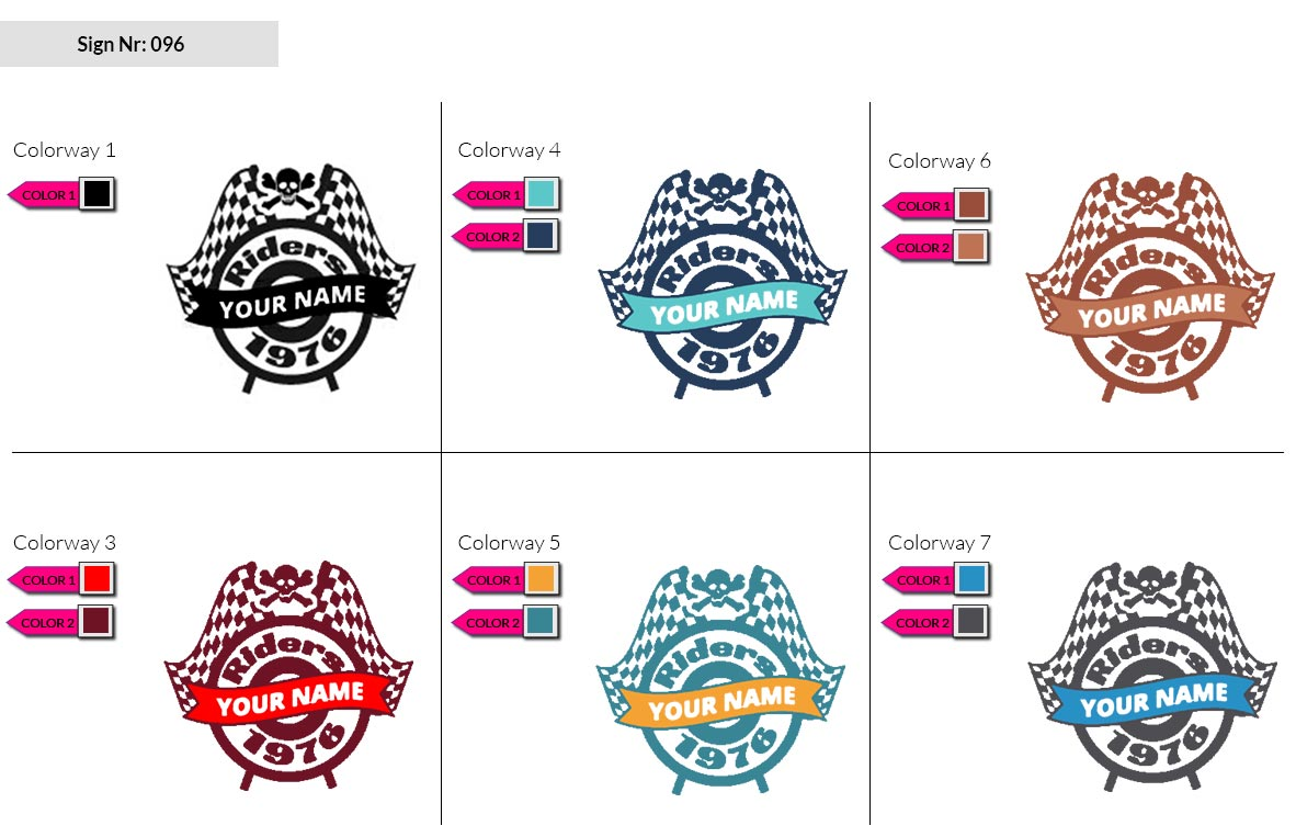 096 Make Look Branding Logo Smal Colorways 002