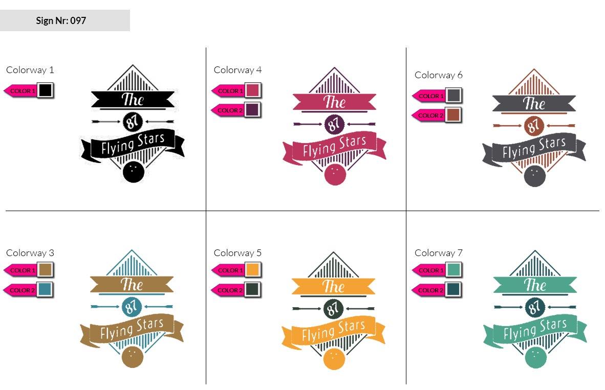 097 Make Look Branding Logo Smal Colorways 002