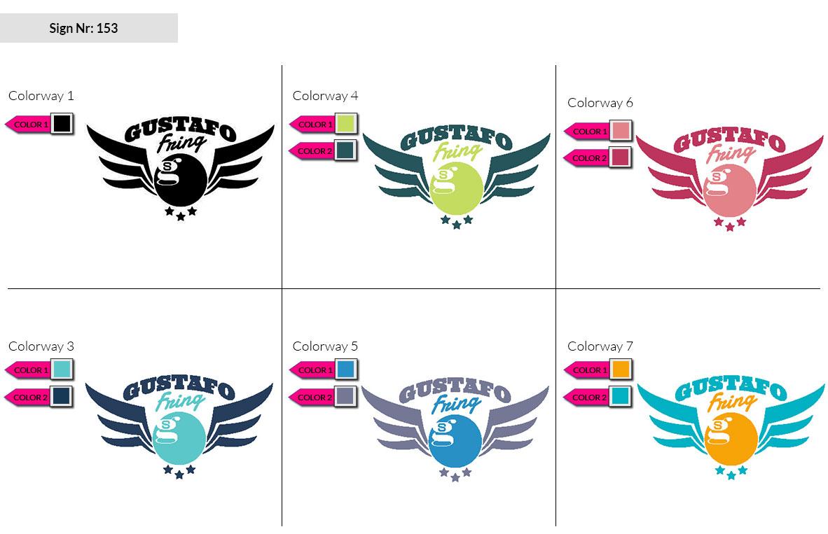 153 Make Look Branding Logo Smal Colorways 002
