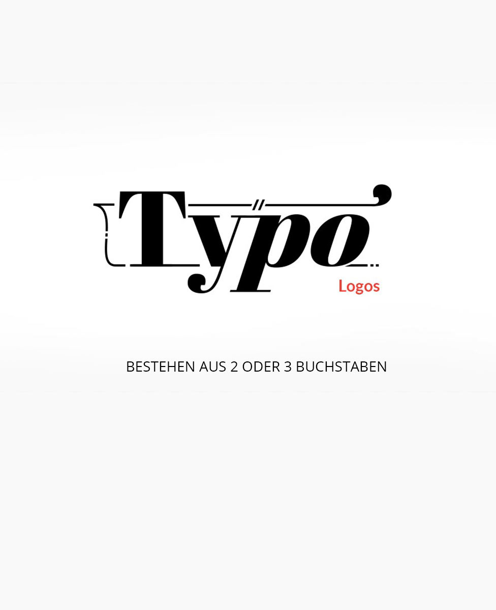 Logo Design Muenchen Corporated Design S Typo De