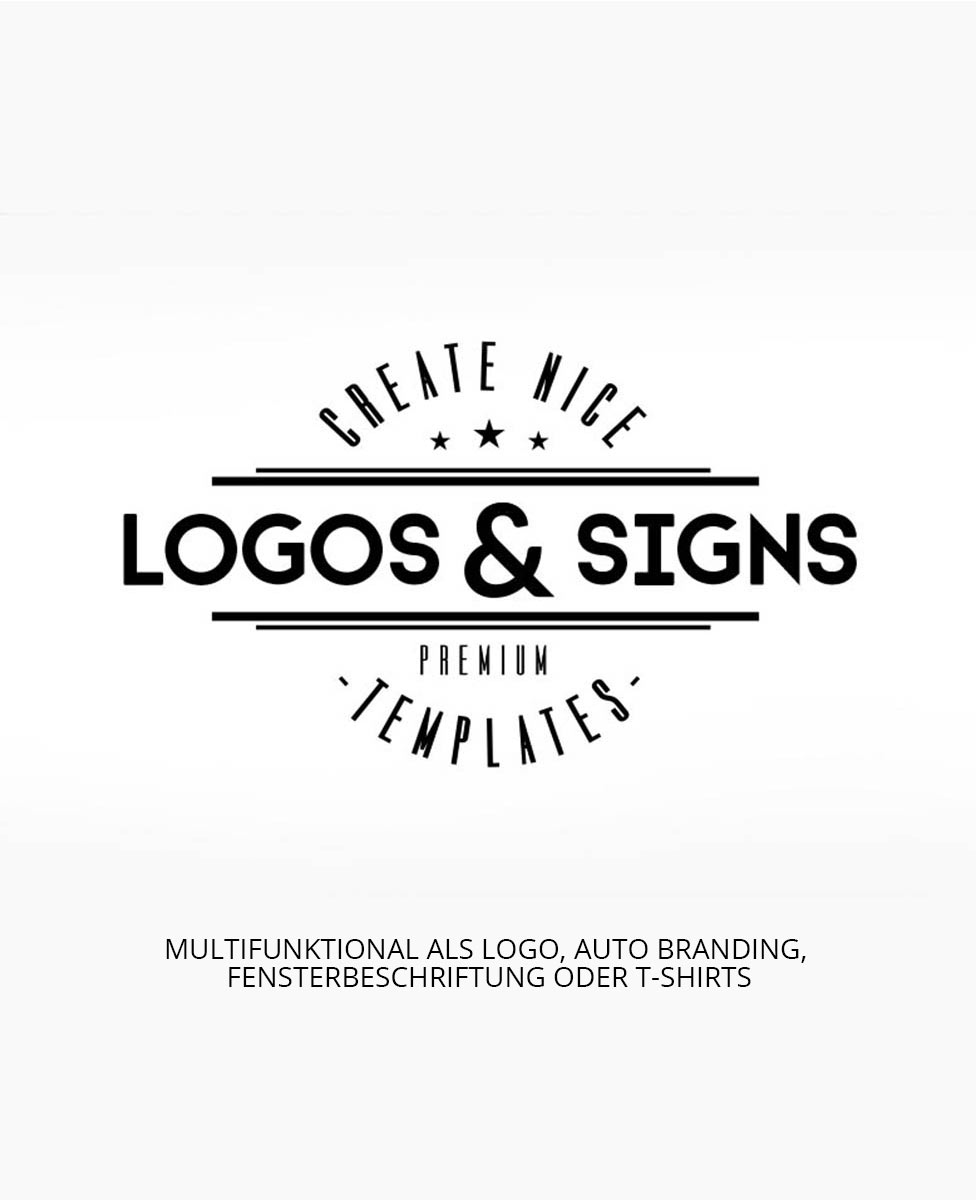 Logo Design Muenchen Corporated Design Signtemplate De