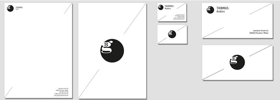 102 Stationery Corporate Design Geschaeftsausstattung Branding 7