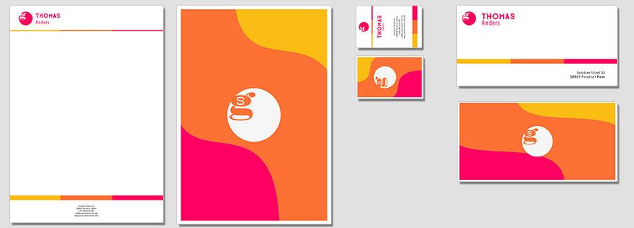 103 Stationery Corporate Design Geschaeftsausstattung Branding 1
