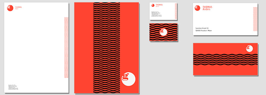 105 Stationery Corporate Design Geschaeftsausstattung Branding 3