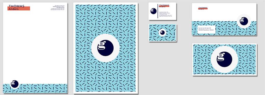 107 Stationery Corporate Design Geschaeftsausstattung Branding 6