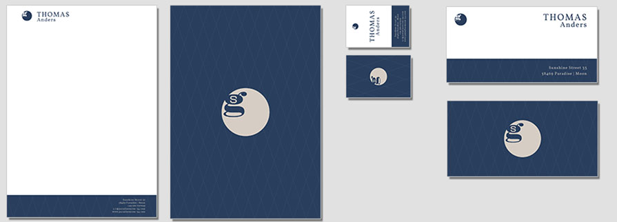 109 Stationery Corporate Design Geschaeftsausstattung Branding 6