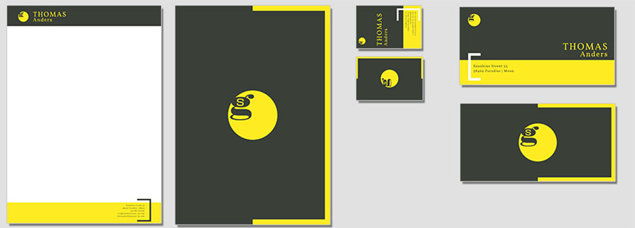 110 Stationery Corporate Design Geschaeftsausstattung Branding 6