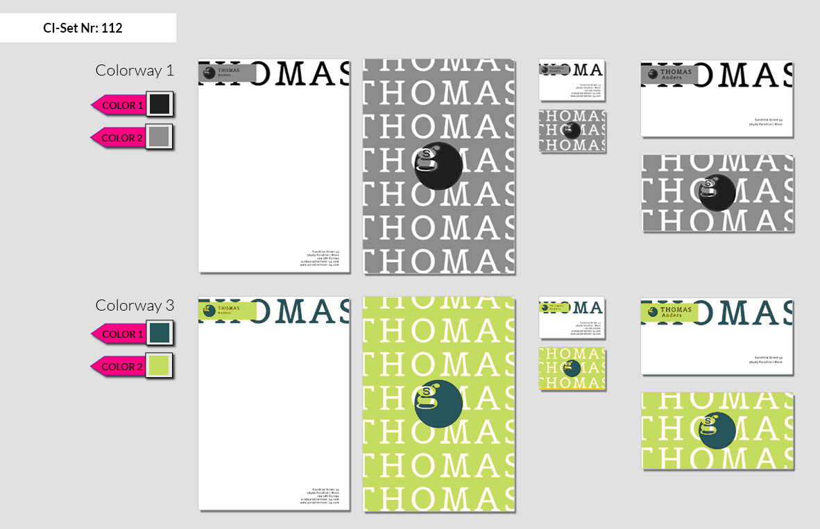 112 Stationery Corporate Design Geschaeftsausstattung Branding 3