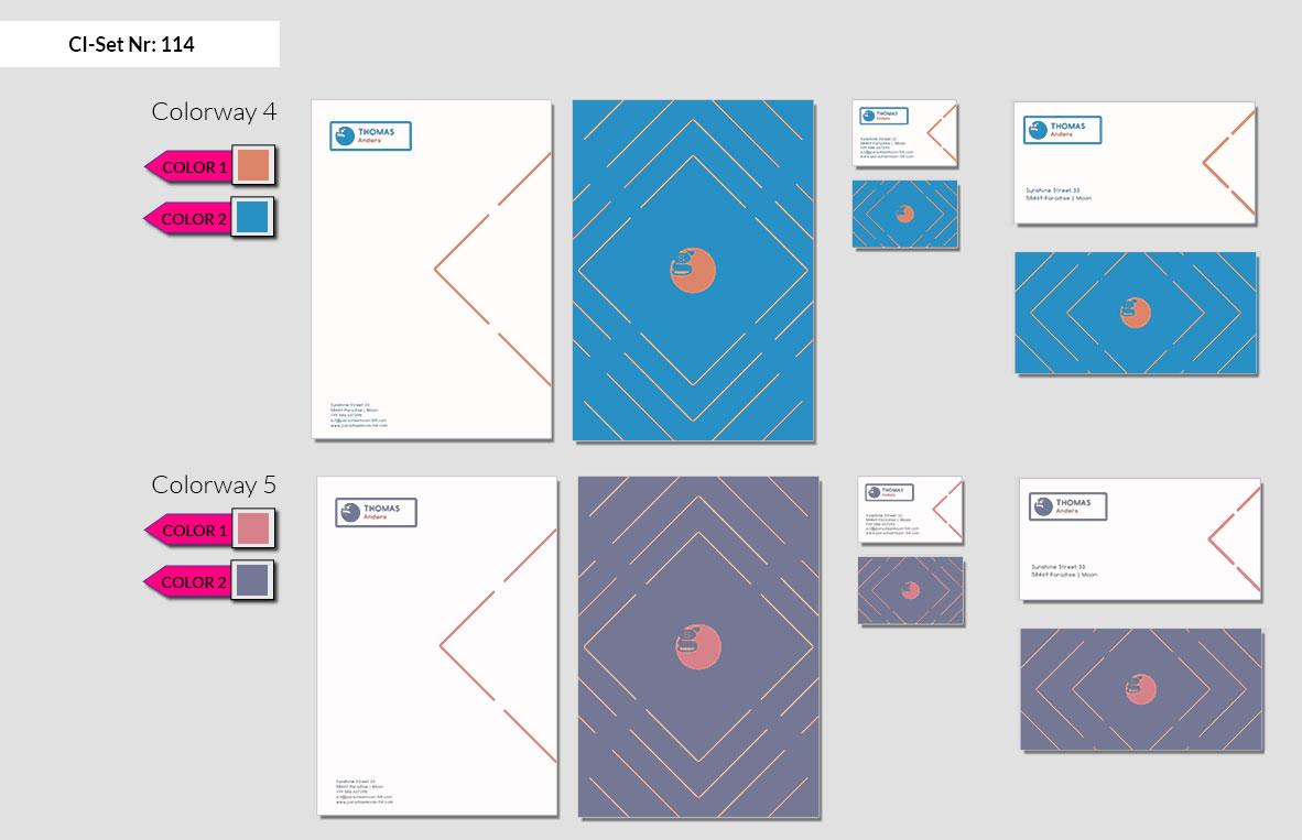 114 Stationery Corporate Design Geschaeftsausstattung Branding 4
