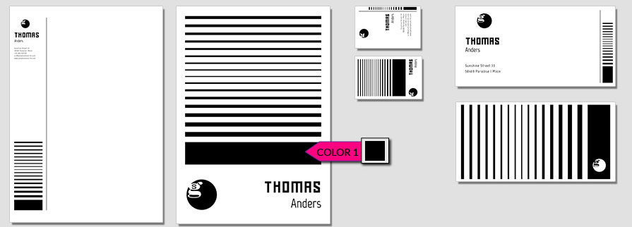 117 Stationery Corporate Design Geschaeftsausstattung Branding 2