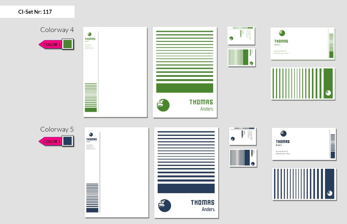 117 Stationery Corporate Design Geschaeftsausstattung Branding 5