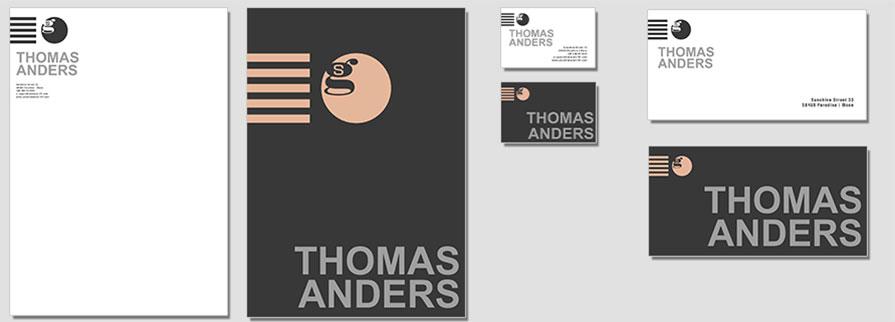 118 Stationery Corporate Design Geschaeftsausstattung Branding 2