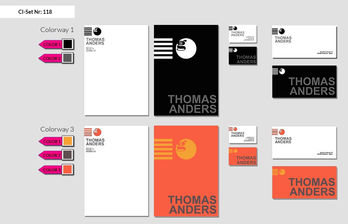 118 Stationery Corporate Design Geschaeftsausstattung Branding 5