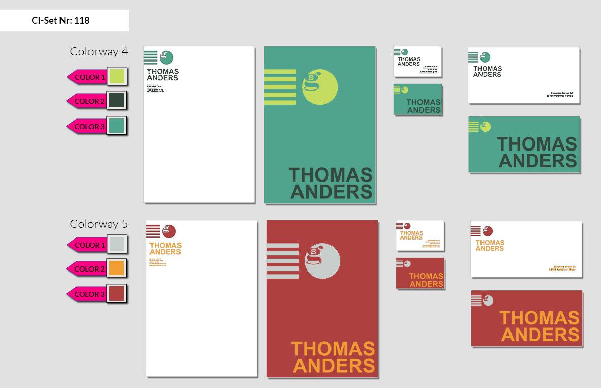 118 Stationery Corporate Design Geschaeftsausstattung Branding 6
