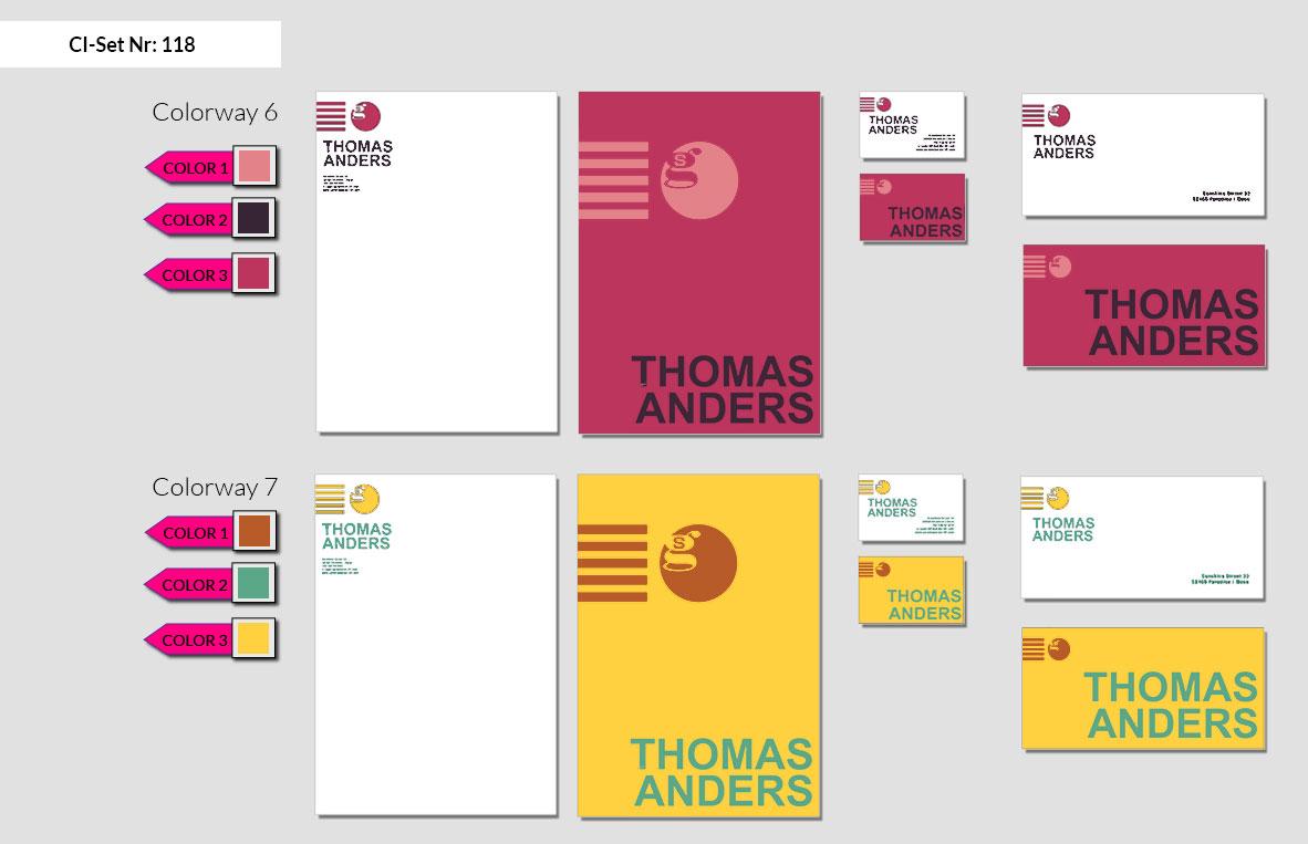 118 Stationery Corporate Design Geschaeftsausstattung Branding 7