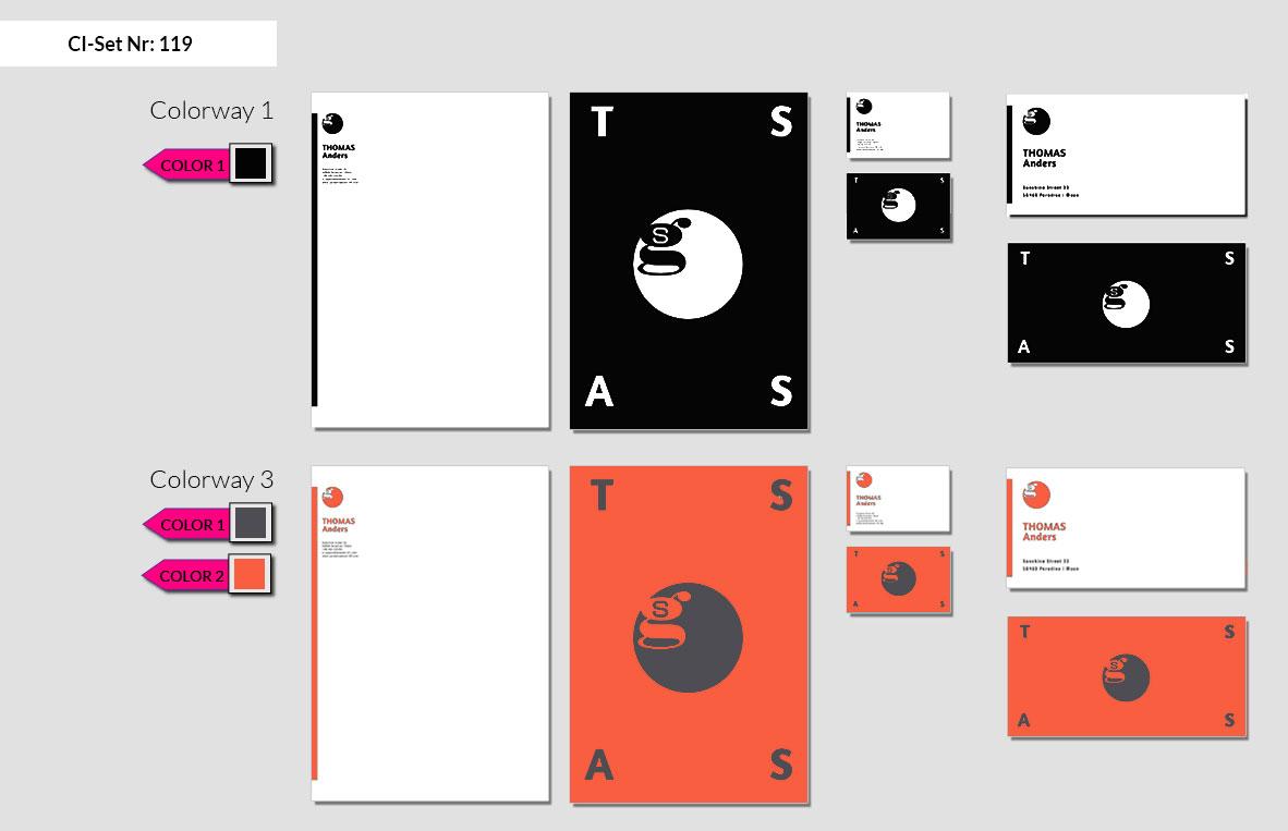 119 Stationery Corporate Design Geschaeftsausstattung Branding 2