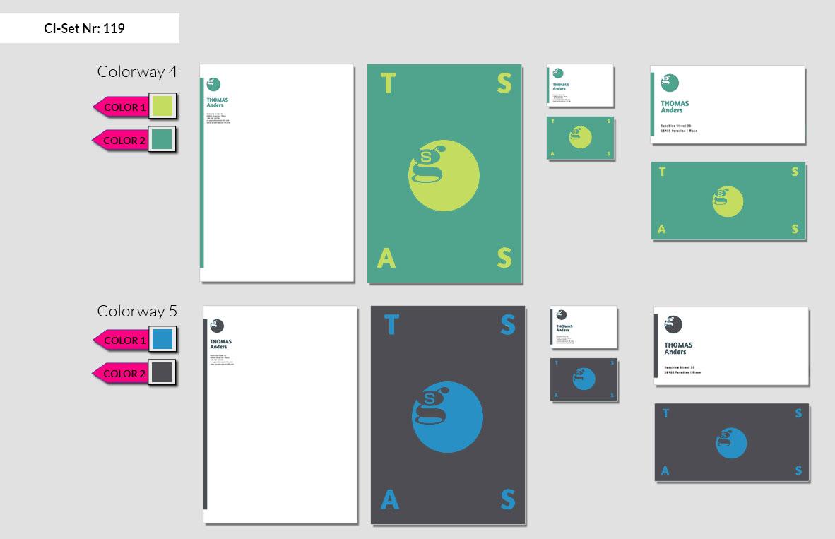 119 Stationery Corporate Design Geschaeftsausstattung Branding 3