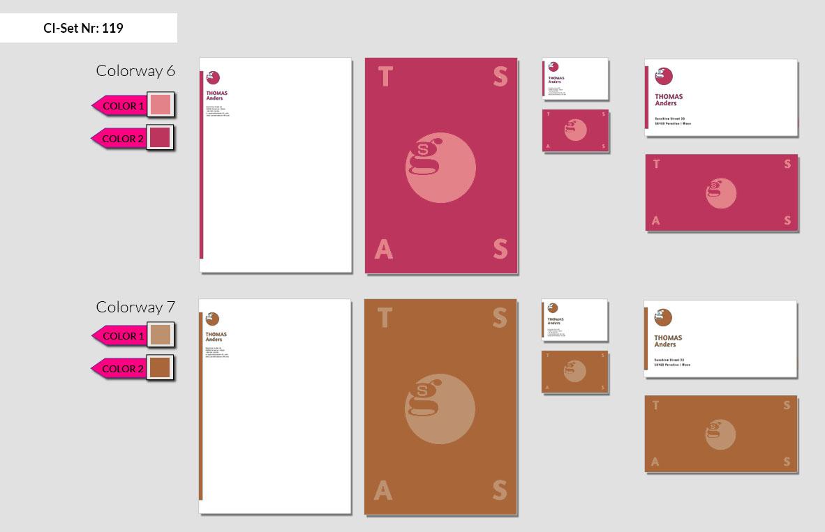 119 Stationery Corporate Design Geschaeftsausstattung Branding 4